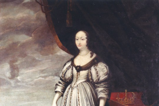 Gaspard de Tende, skarbnik królowej Ludwiki Marii Gonzagi
