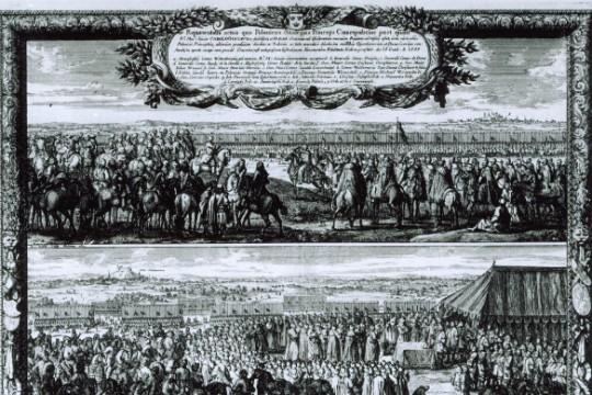 """Krzysztof Radziwiłł  """"Młodszy"""" (1585-1640) – hetman w niełasce"""