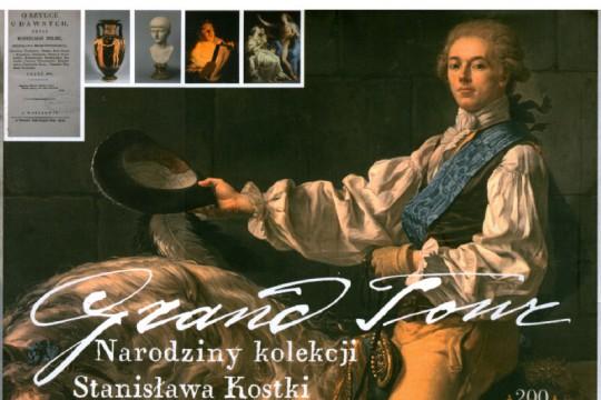 Grand Tour. Narodziny kolekcji Stanisława Kostki Potockiego