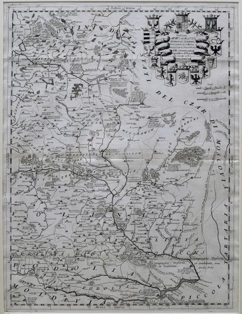 Mapa Rzeczypospolitej, część wschodnia, XVII wiek.jpg
