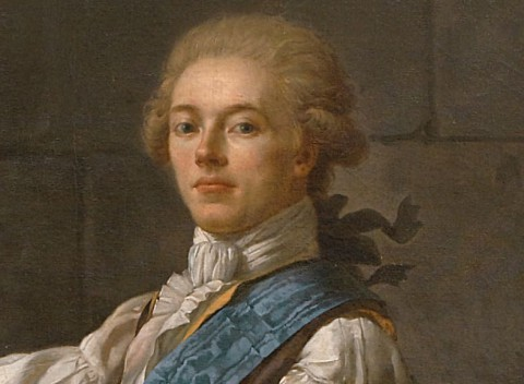 Stanisław _ Kostka _ Potocki _ na_koniu