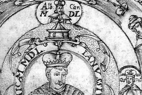 Książę Janusz Radziwiłł: między koronkami a ferezją