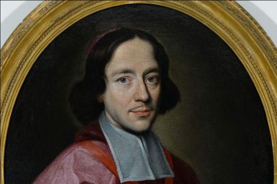 Portrait of Cardinal Jan Kazimierz Denhoff