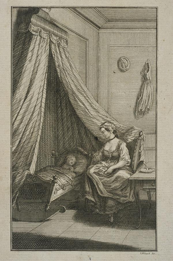 Matka przy kołysce z dzieckiem_akwaf z BN_XVIIIw.jpg