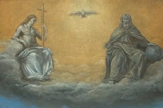 Domenico Zampieri,  Anioł Stróż_2