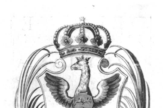 Queen Marie Casimire's coat of arms