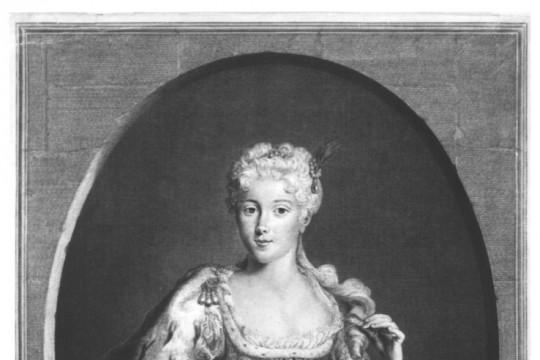Królewnisia Maria Klementyna Sobieska