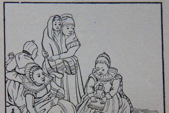 Mary Kazimiera as Marysieńka – the age of getting married for young maidens