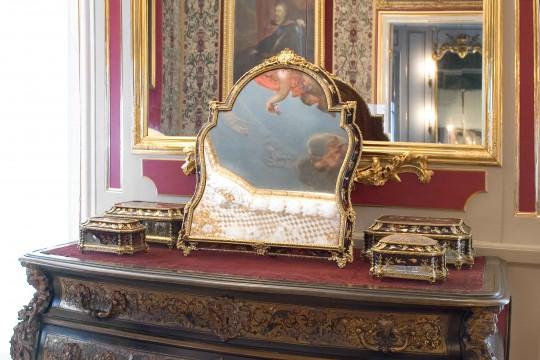 Dressing table of Queen Maria Kazimiera Sobieska