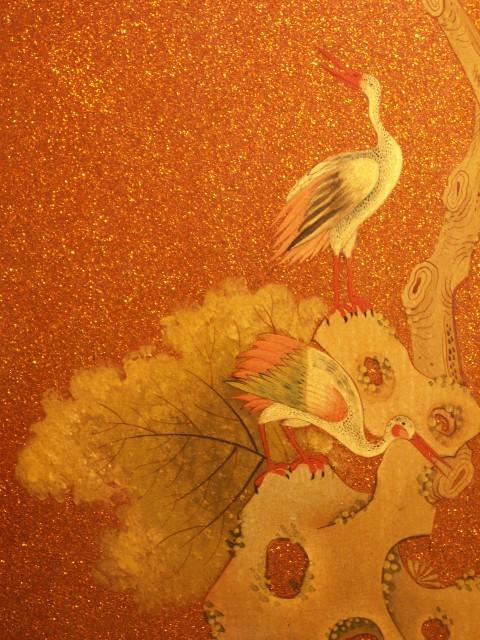 RE-Wilanów dekoracje z Gabinetu Chińskiego.JPG