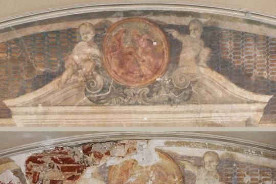 konserwacja_gabinet_al_fresco_palloni_fresk_Sciana wschodnia (góra) fot_M_Baran_J_Andrzejewski.jpg