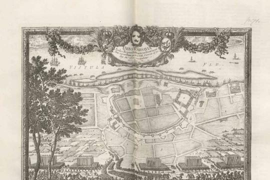 Warszawa 28-30 VII 1656 – zmagania z Carolusem