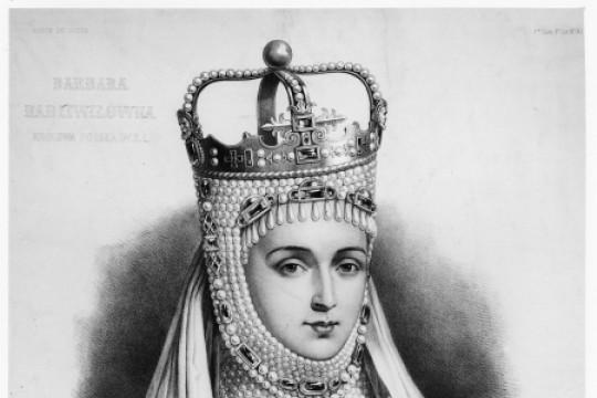 Perły królowej Barbary Radziwiłłówny