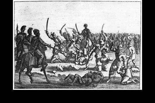 "Batoh – 1652 - ""zemsta za berestecką"""