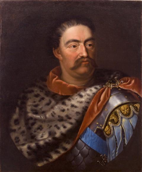 Jan III w skórze lamparciej