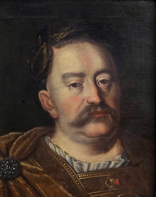 Jan III Sobieski, malarz polski.jpg