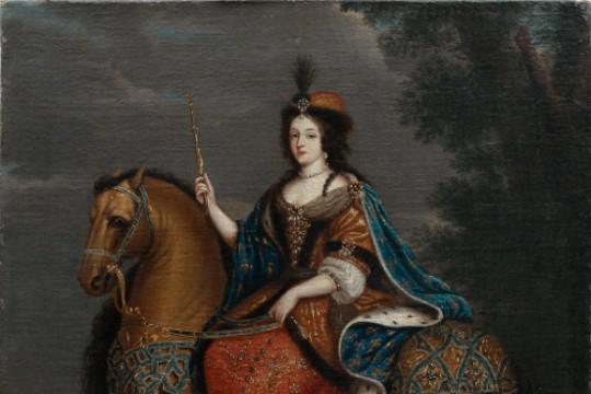 Marie Casimire de La Grange d'Arquien