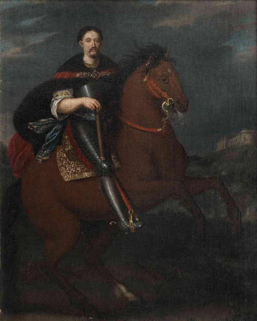 Portret konny Jana III