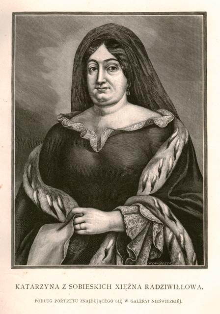 Katarzyna z Sobieskich Radziwiłłowa