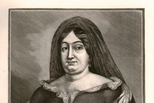 Katarzyna z Sobieskich Radziwiłłowa, siostra króla