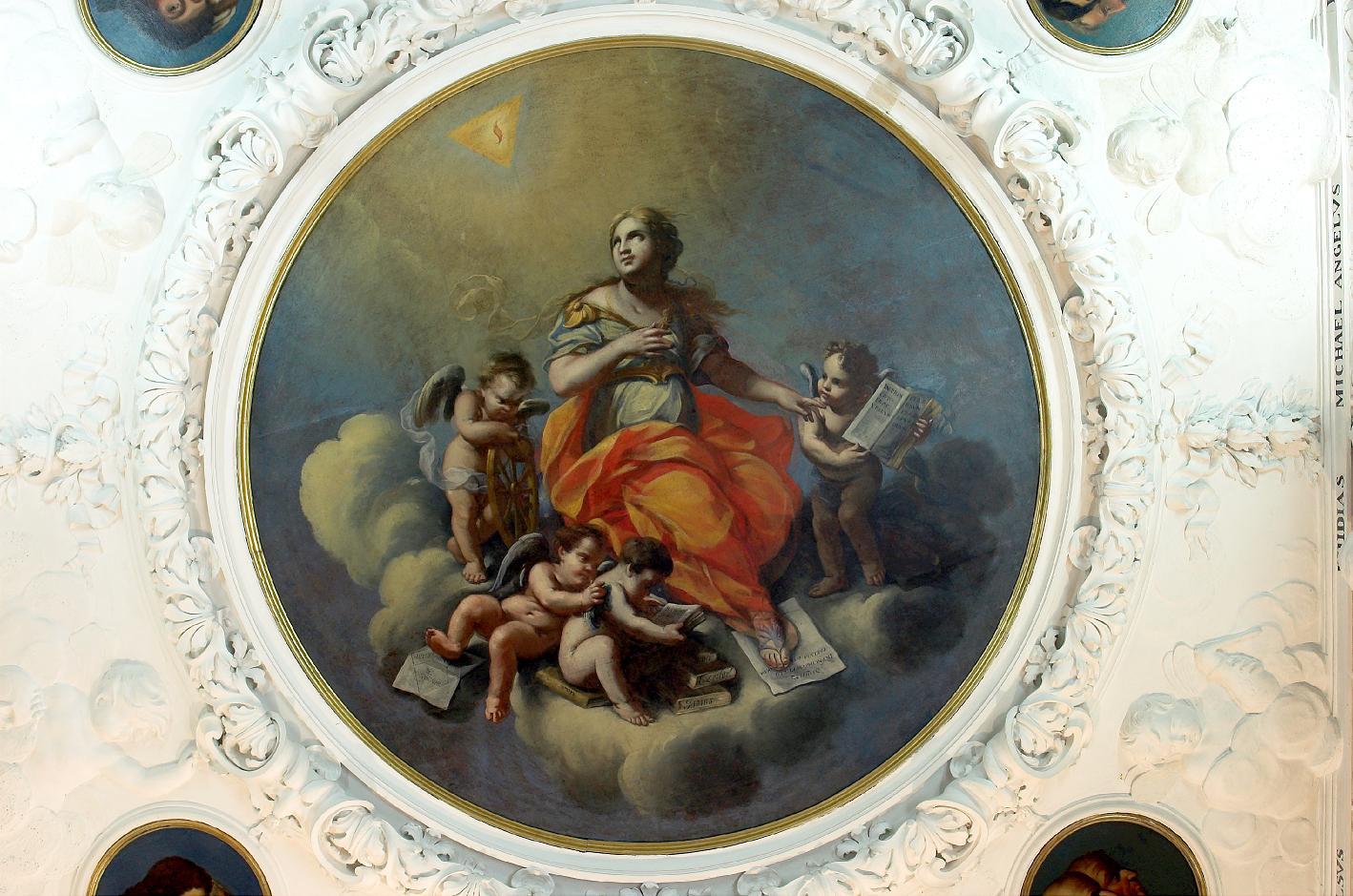 Teologia-plafon w bibliotece króla.jpg
