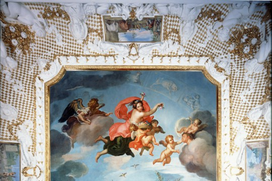 Plafon Wiosna w Sypialni Królowej.jpg