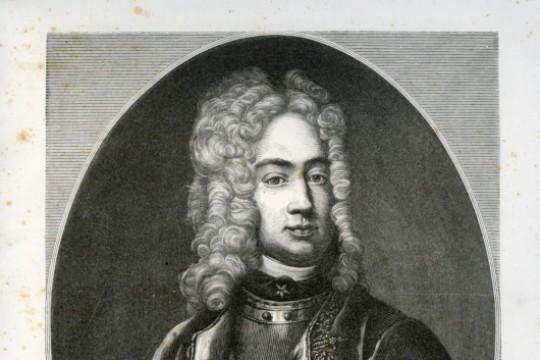 Jakub Ludwik Sobieski (1667-1737), książę na Oławie