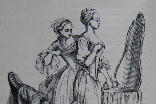 Czy każda panna w bławaty odziewać się może - ustawy antyzbytkowe w dobie staropolskiej