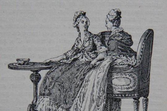 Słaba płeć? Prawo a rzeczywistość, czyli co nieco o losach mieszczek w XVI-XVIII w.