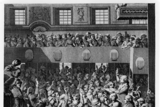 Zaprzysiężenie Konstytucji 3 Maja 1791 r.