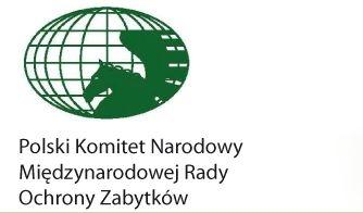 Logo Polskiego Komitetu Narodowego ICOMOS