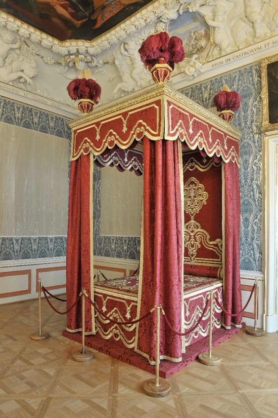 Sypialnia Króla, fot. Z. Reszka