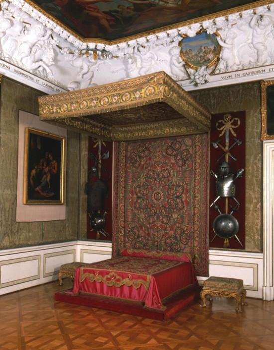 Sypialnia Króla, fot. M. Grychowski