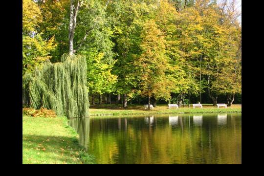 Jesień w ogrodach wilanowskich, fot. J. Dobrzańska17.JPG