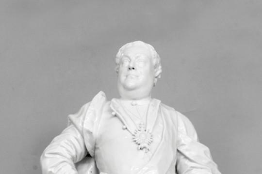 O strojach polskich Augusta III Sasa i Marii Józefy na portretach Louisa de Silvestre