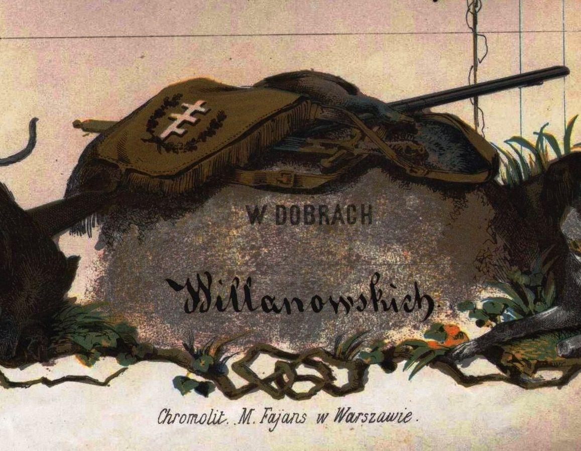 Fragm raport sporządzony po polowania z udziałem Aleksandra II (AGAD, AGWil, Administracja leśna, sygn. 143, s. 271).jpg