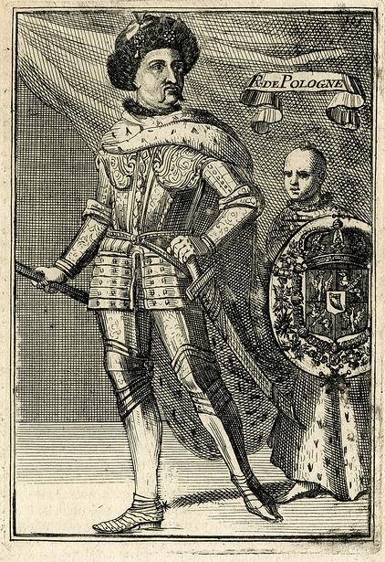 Jan IIII Sobieski XVII w. miedzioryt Pierre Aveline.jpg