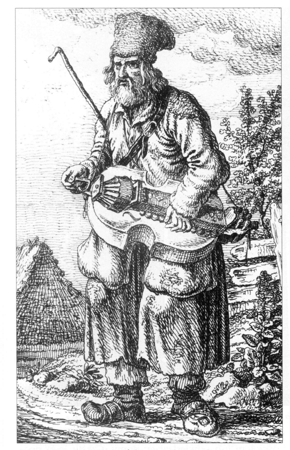 Lirnik ukraiński akwaforta Michał Płoński 1. ćw. XIX w..jpg