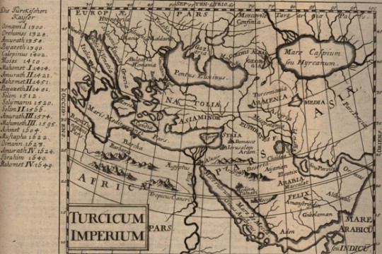 Świat Orientu w sarmackiej wyobraźni