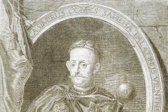 Kazimierz Jan Sapieha (ok. 1641–1720) – niedoszły Kazimierz IV