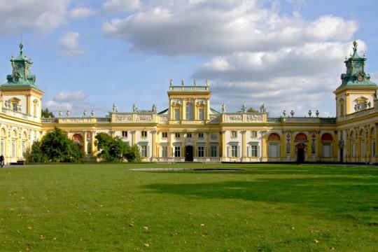 Pałac w Wilanowie, fot. W. Holnicki.jpg
