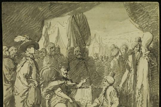 Prywatna wyprawa tureckiego paszy na Rzeczpospolitą w 1633 r.