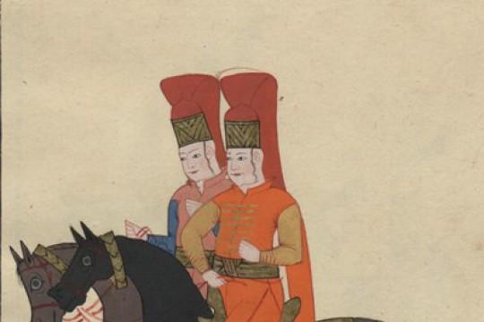 Zabiegi Krzysztofa Zbaraskiego o usunięcie hospodara Stefana Tomży II – obustronne intrygi w Stambule i kłopotliwy powrót posła z ominięciem Mołdawii