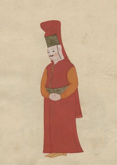 Urzednik turecki Costumes Turc. BN.jpg