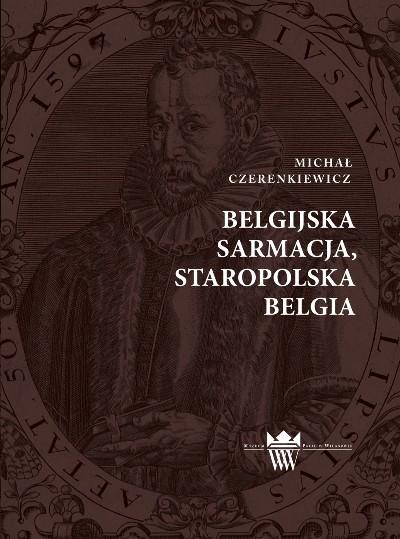 okladka Michal Czerenkiewicz Belgijska Sarmacja.jpg