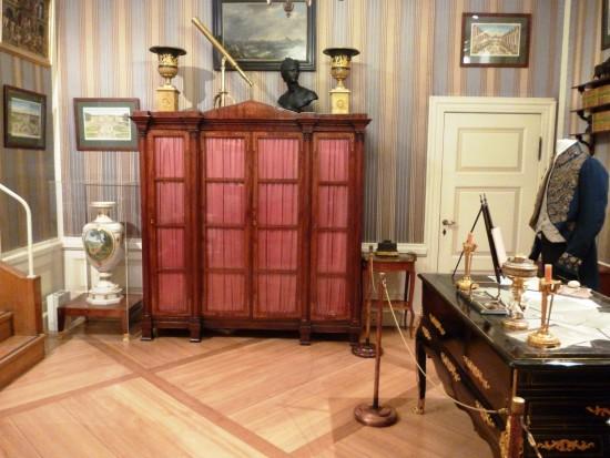 Zainspiruj sie2_Gabinet kolekcjonera w Muzeum Pałacu króla Jana III w Wilanowie. fot. Julia Dobrzańska.JPG