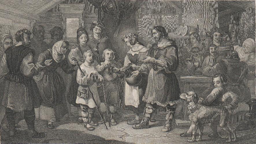 Piast i Rzepicha, Geissler, post 1820, BN.jpg