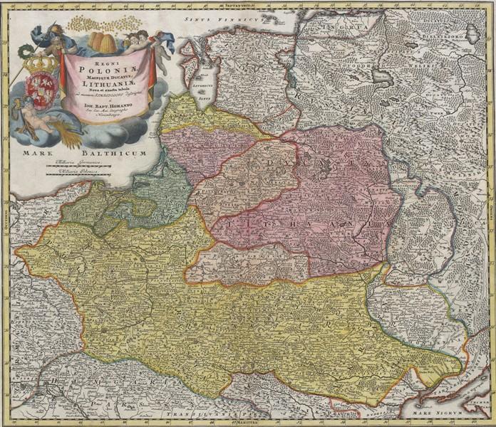 Homann mapa Rzeczypospolitej wg Starowolskiego BN.jpg