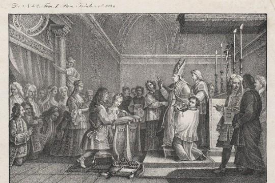 Klementyna Maria Sobieska i Jakub Edward Stuart – małżeństwo z przypadku