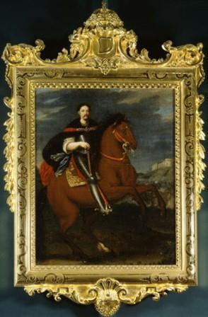 Portret konny Jana III_Gabinet przed Galerią.jpg